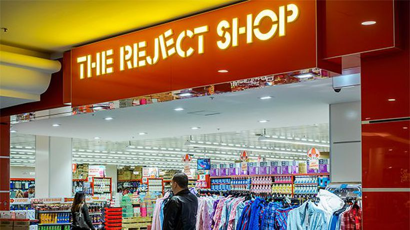 The Reject Shop's CEO quits after guidance is slashed