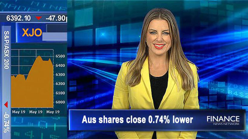 Costa Group wipes out 2 years of gains: Aus shares see red for 2nd day, 0.74% lower