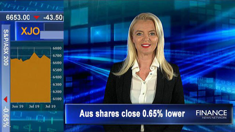 Materials only sector in the green: ASX closes 0.7% lower