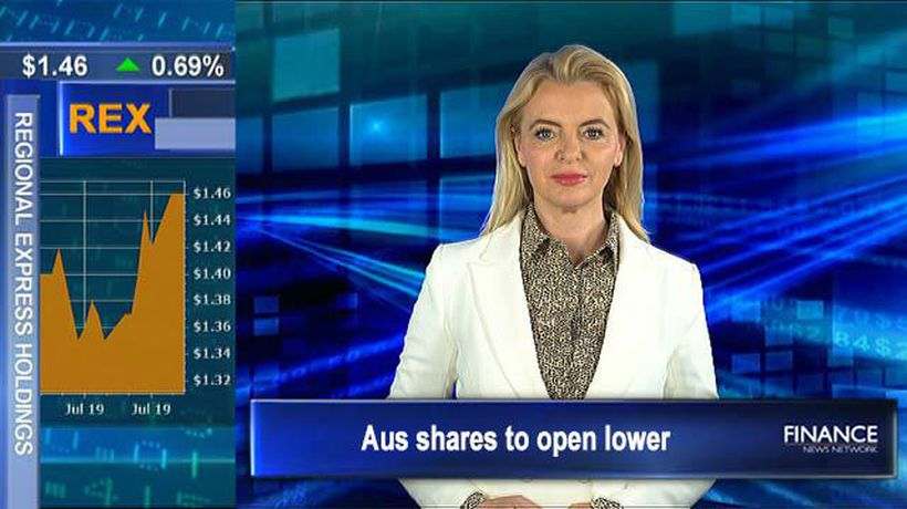 Netflix shares down on US subscriber loss: ASX set to open lower