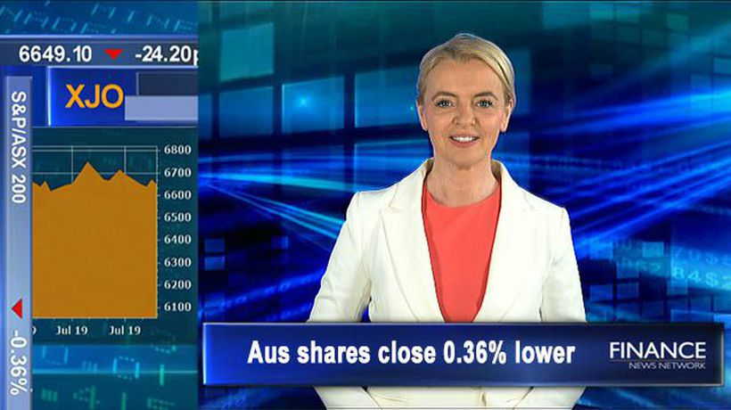 Weak 1H profits see CIMIC shares plummet: ASX closes 0.4% lower