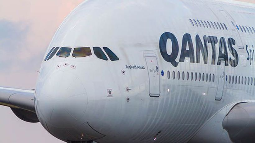 Qantas profit falls 17% on fuel costs and foreign currency exchange