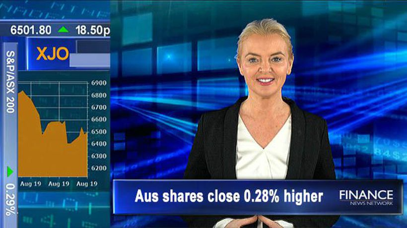 Bingo Industries shares down as profit slumps: ASX closes 0.3% higher