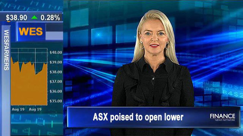 Wesfarmers drop Lynas bid: ASX poised to open lower