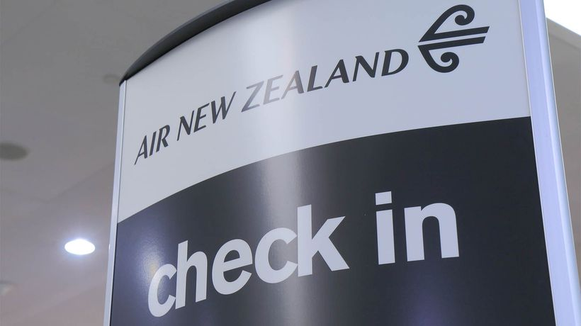 Air New Zealand (ASX:AIZ) carried just 15 passengers in April