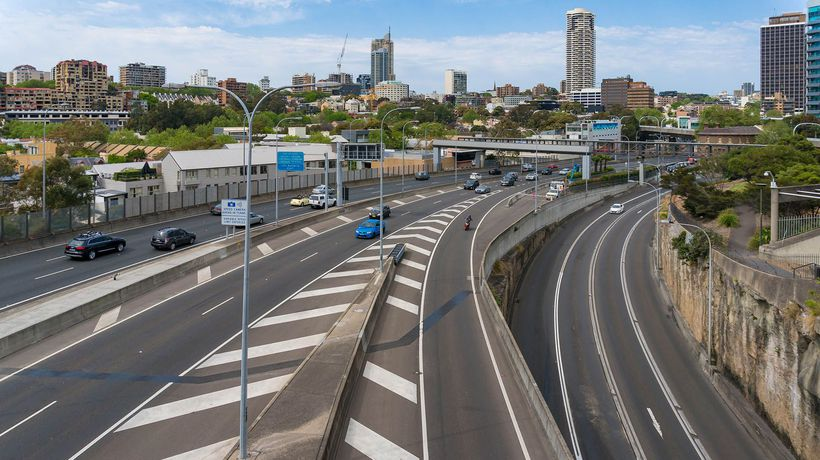 Transurban (ASX:TCL) sees lockdown traffic hit earnings