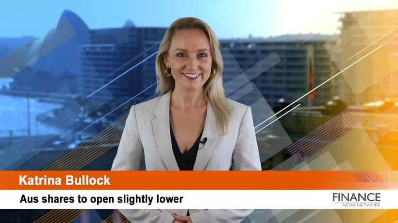 Mostly negative international leads: Aus shares to open slightly lower