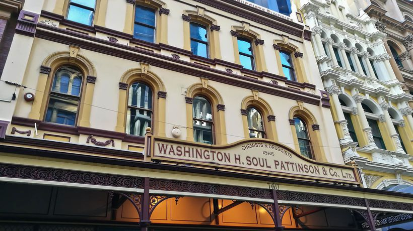 Washington H. Soul Pattinson and Company (ASX:SOL) report dividend growth