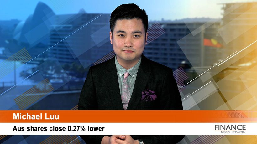 Banks & miners end 7-day gain streak: Aus shares close 0.3% lower