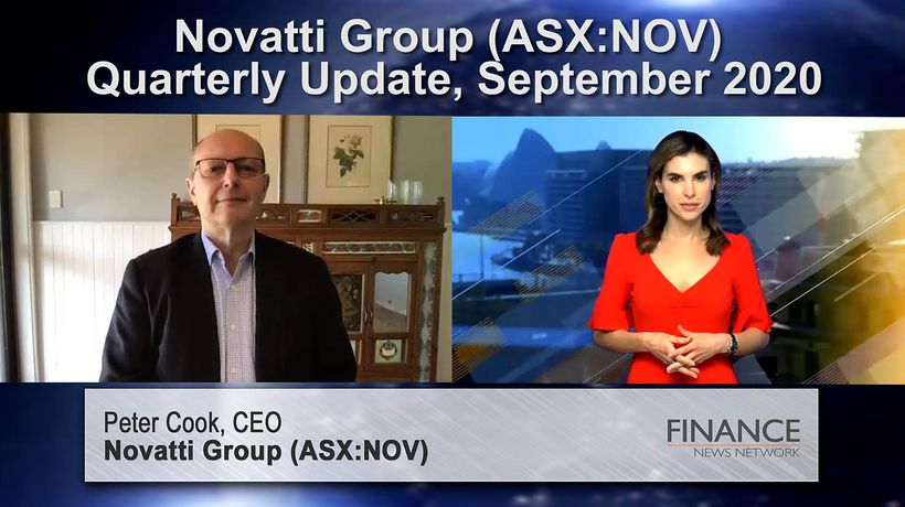 Novatti Group (ASX:NOV) quarterly update, September 2020