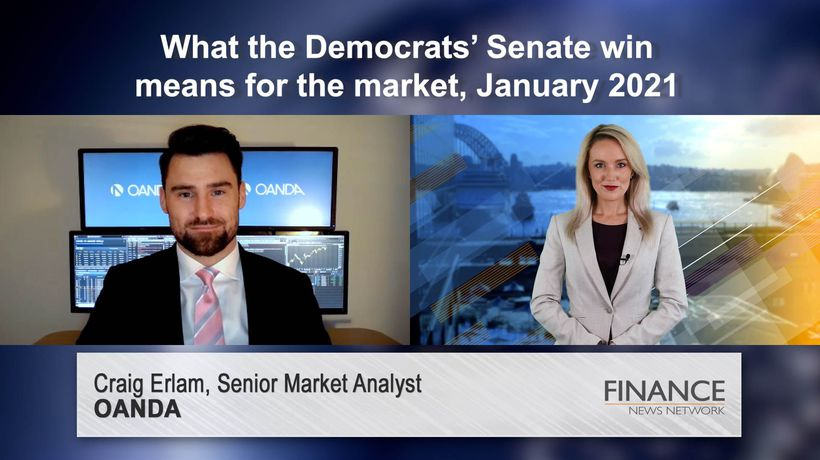What the Democrats' Senate win means for the market - the winners and the losers
