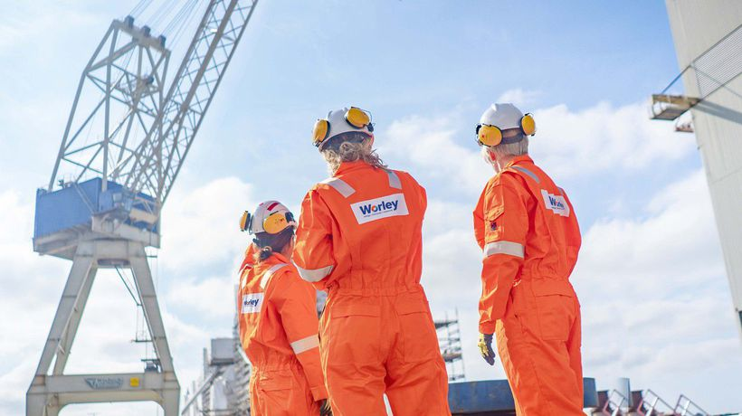 Worley (ASX:WOR) gets Heartland Petrochemical Complex contract