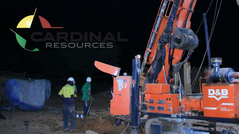 Cardinal Resources (ASX:CDV) directors accept Shangong Gold offer