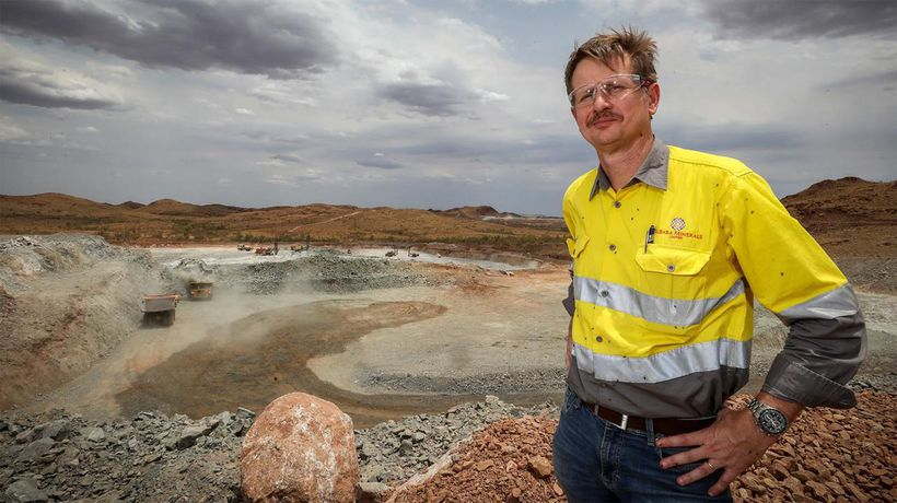 Pilbara Minerals (ASX:PLS) raises $60.6M for Lithium Project