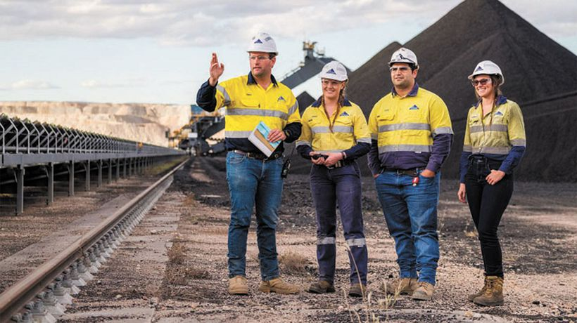 Whitehaven Coal (ASX:WHC) tightens FY21 sales guidance