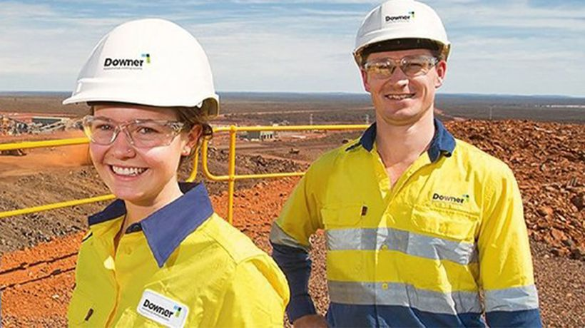 Downer EDI (ASX:DOW) awarded $330 million Telstra contract