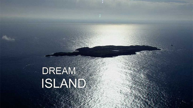 Dream Island - Ganets and Rabbits