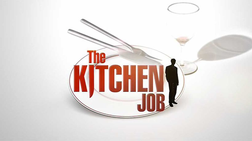 The Kitchen Job - Cafe Cecille