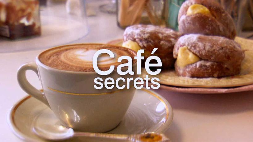 Cafe Secrets - Colenso Cafe, Coromandel