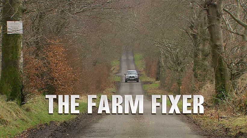 The Farm Fixer - Siobhan Holloway
