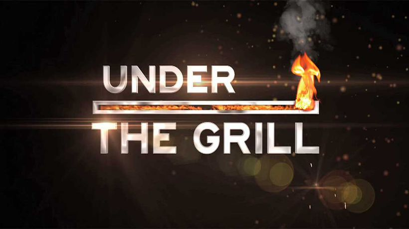 Under the Grill - Long and Slow