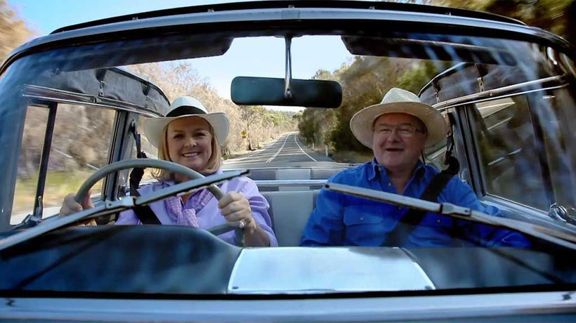 Lyndey and Herbie's Moveable Feast - Byron or Bust