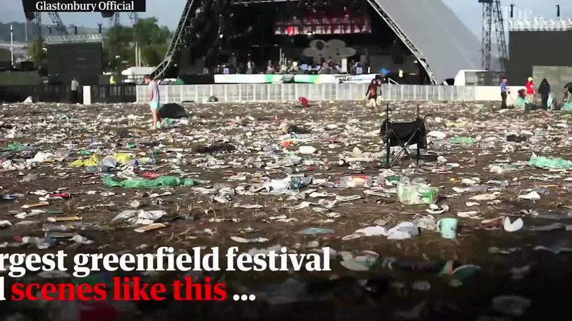 Could this be Glastonbury's greenest year yet?