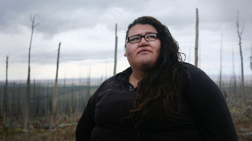 Finding Ashley: a Native American family's desperate search for their missing relative – video