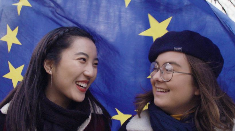 Brexit teens: coming of age during political chaos