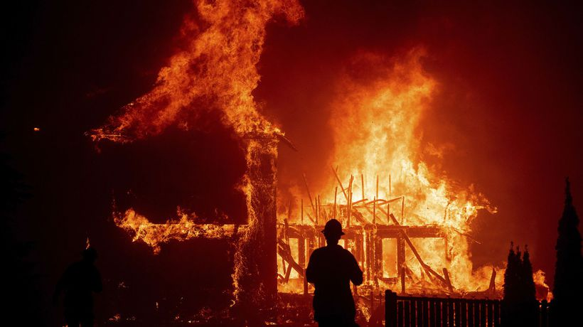 California wildfires: what role has the climate crisis played?