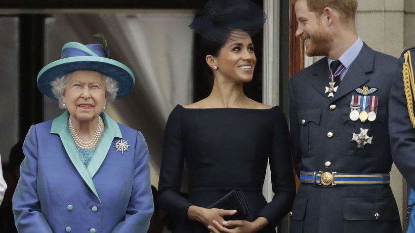 Prince Harry and Meghan's 'bombshell' plans explained – video