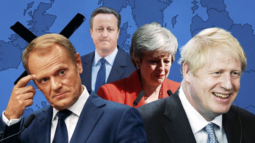 The road to Brexit: the lols and the lows