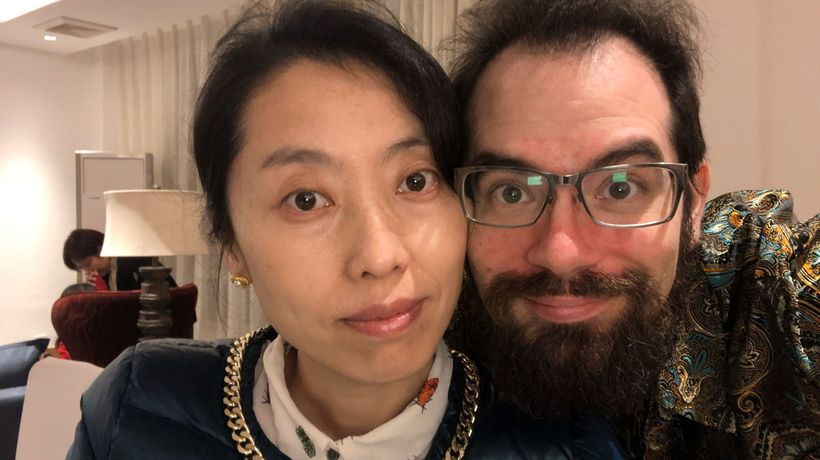 British resident of Wuhan: 'Government won't let my wife leave with me'
