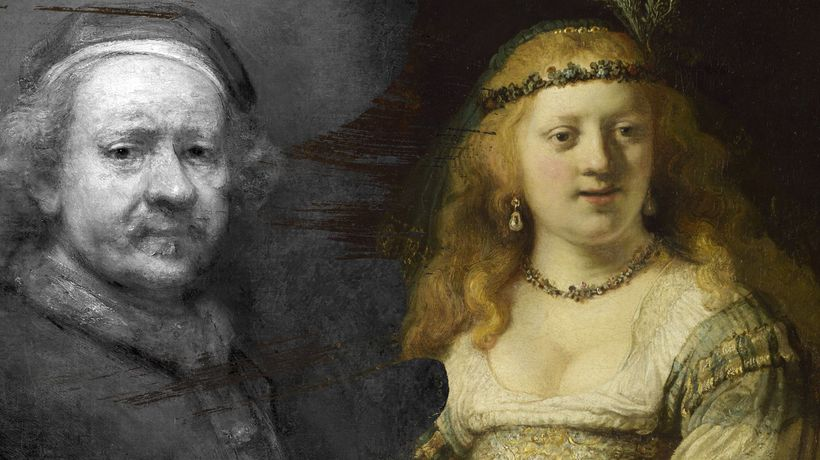 Love and loss: Rembrandt's portraits at the National Gallery