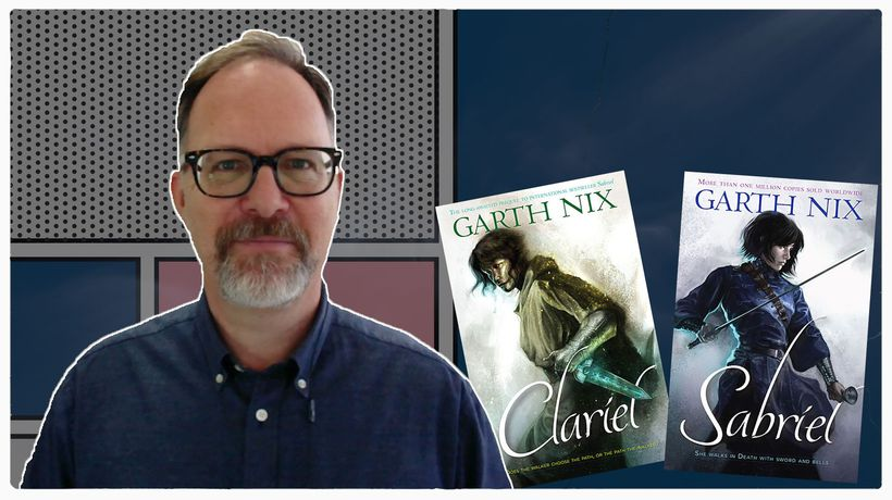 Garth Nix answers your questions: on JRR Tolkien, gaming and pronouncing characters' names