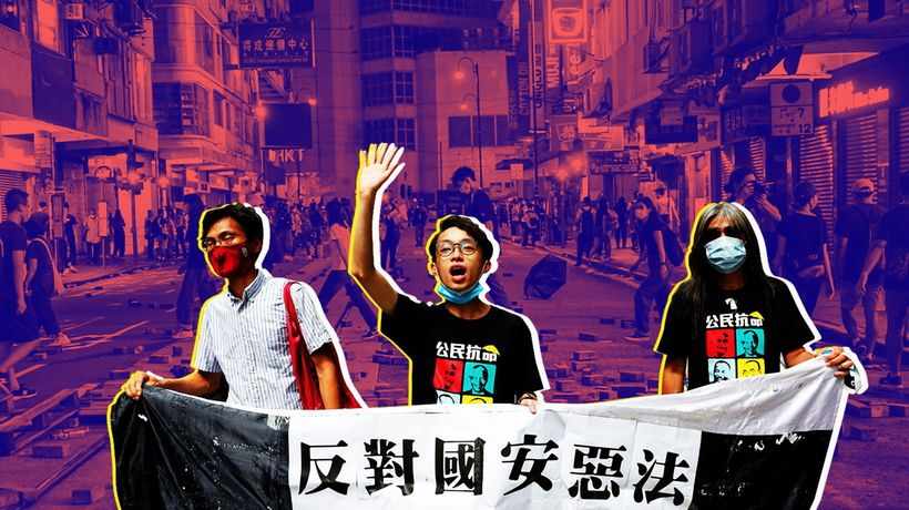 Is China pushing Hong Kong further away with its new security law?