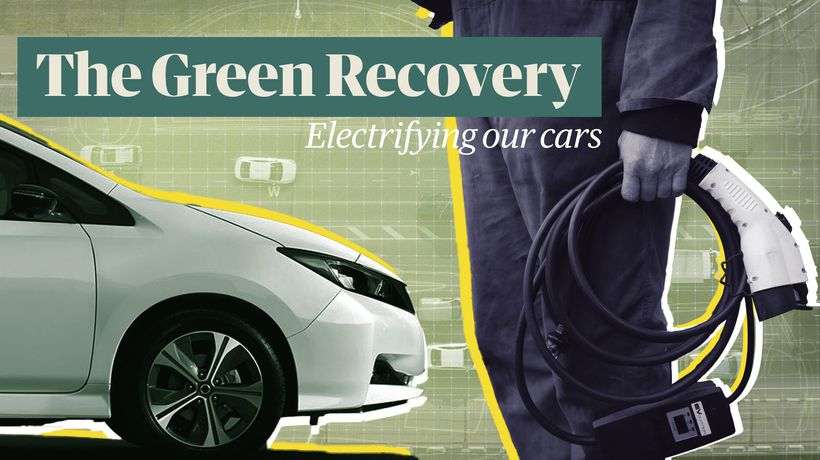 The Green Recovery: how to put more electric vehicles on Australia's roads