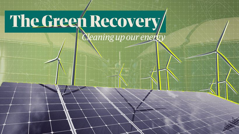The Green Recovery: how Australia can clean up its act on energy