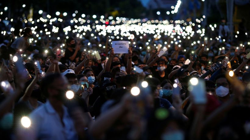 Thailand sees biggest protests since 2014 coup as calls for reform mount