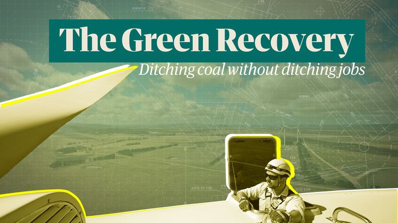 The Green Recovery: how Australia can ditch coal (without ditching jobs)