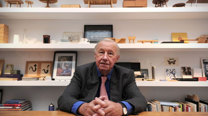 Terence Conran on his passion for intelligently designed products for everyone
