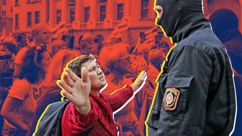 Can Belarus protesters topple Europe's last dictator?