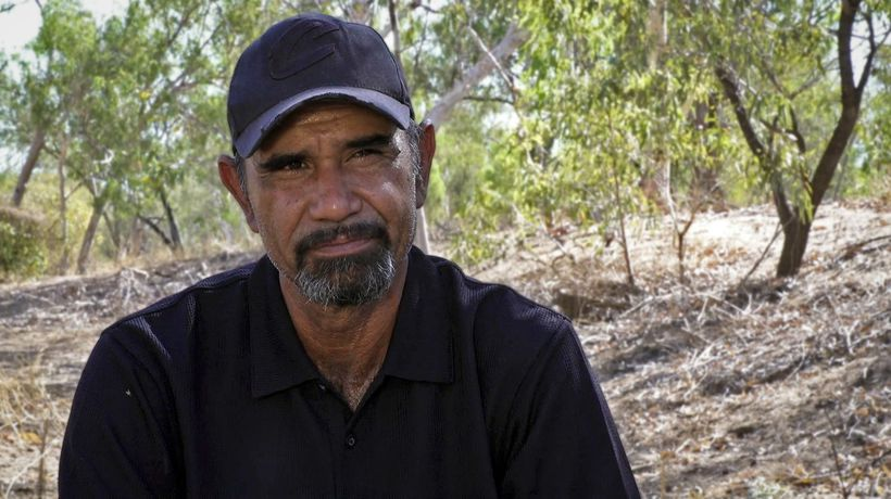 Traditional owner Anthony McLarty on why the Fitzroy River needs protecting