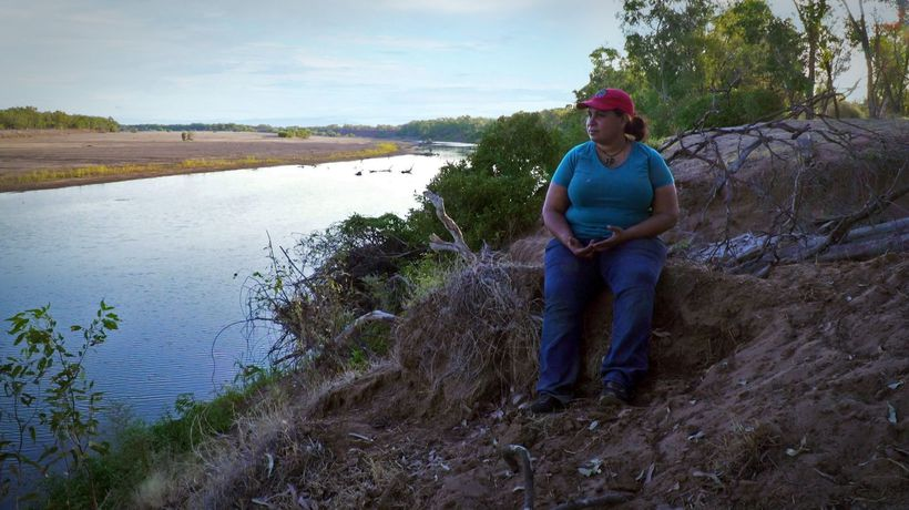 Voices of the Fitzroy River: Natalie Davey