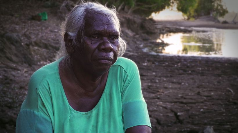 Fitzroy river traditional owner Helen Malo: 'Will we see another Murray-Darling?'