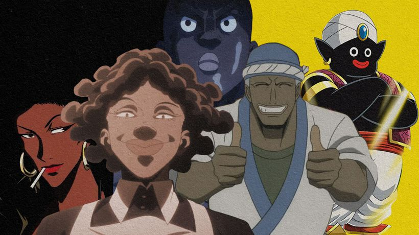 Anime has a race problem, here's how black fans are fixing it