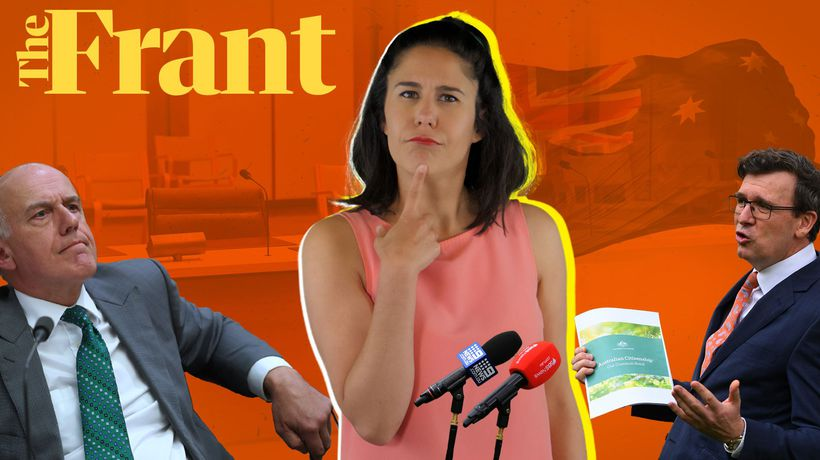 The Frant: Why I get suss when politicians talk about Aussie values
