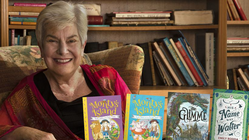 'That's such a good one!': Emily Rodda, author of Deltora Quest, answers kids' questions