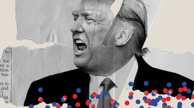 One week on: how Trump handled losing the US election
