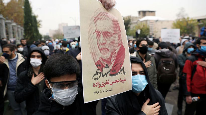 Iran vows to 'respond' to killing of nuclear programme scientist